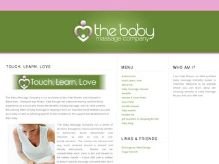 The Baby Massage Company