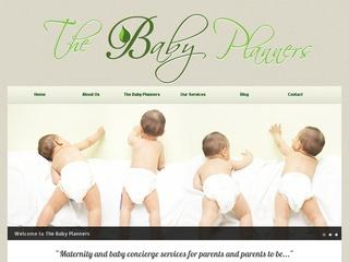 The baby planners