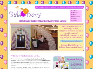 The Balloonery, Balloons for all Occasions