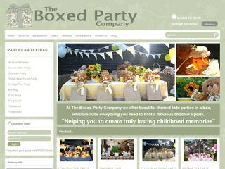 The Boxed Party Company