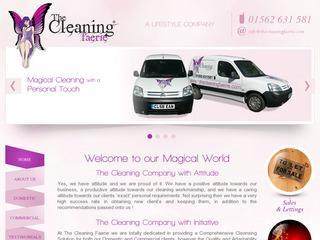 The Cleaning Faerie Ltd