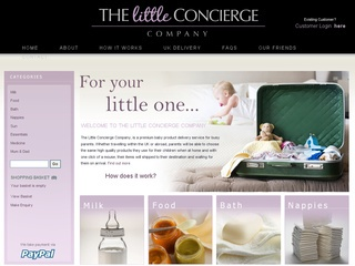 The Little Concierge Company