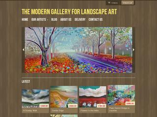 The Modern Gallery For Landscape Art