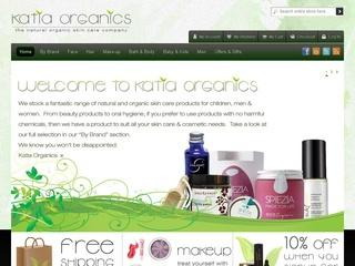 Katia Organics - The Natural Organic Skin Care Company