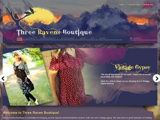 Three Ravens Boutique
