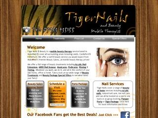 Tiger Nails & Beauty - Mobile Therapist