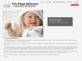 Tiny Peeps