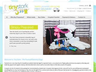 TinyStork Maternity Bags