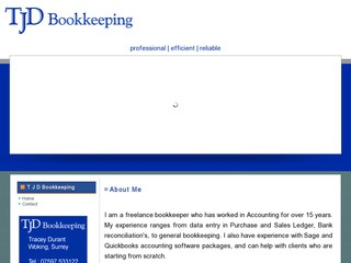 TJD Bookkeeping