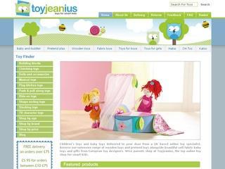 Toyjeanius