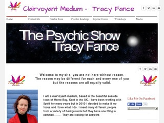 Tracy Fance Clairvoyant Medium Psychic & Tarot Reader
