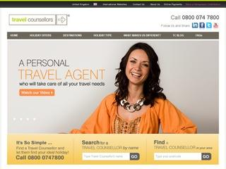 Personal Travel Counsellor