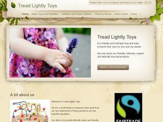 Tread Lightly Toys