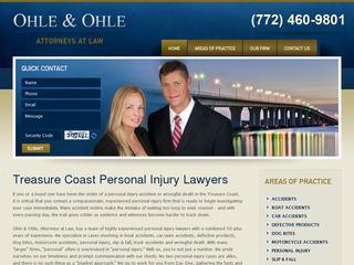 Port Saint Lucie Personal Injury Lawyers - treasurecoastaccidentlawyers.com