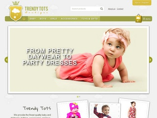 Trendy Tots Boutique
