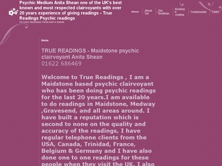 True Readings psychic readings