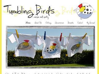 Tumbling Birds