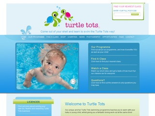 Turtle Tots Business Opportunities