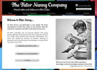 The Tutor Nanny Company