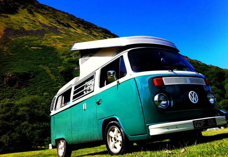 Comfy Campers VW Camper Van Hire