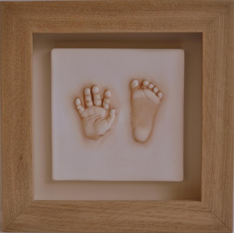 Feet-1st Baby Sculpture