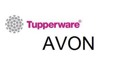 Avon Tupperware Together