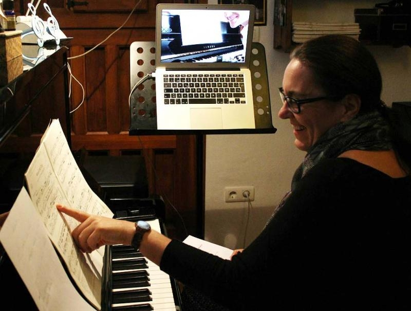 Online Piano Lessons & Music Lessons
