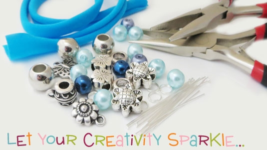 Jewellery Making Parties @ The Jazzy Jewelz Studio