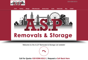 ASP Removals & Storage