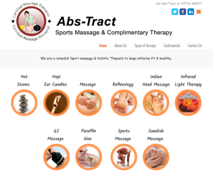 Abs-Tract massage therapy
