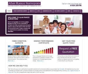 Alan Rance Surveyors