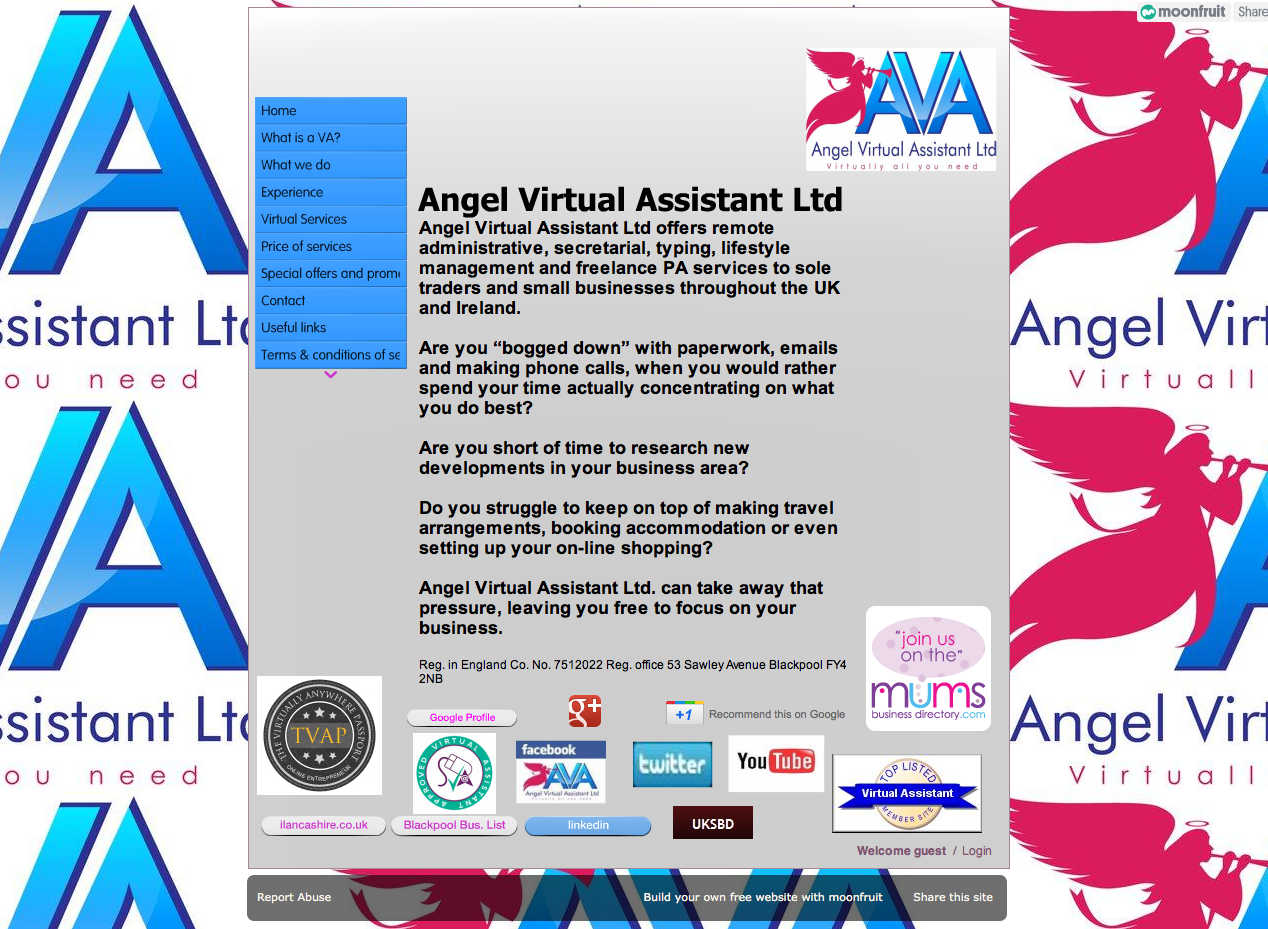 Angel Virtual Assistant Ltd