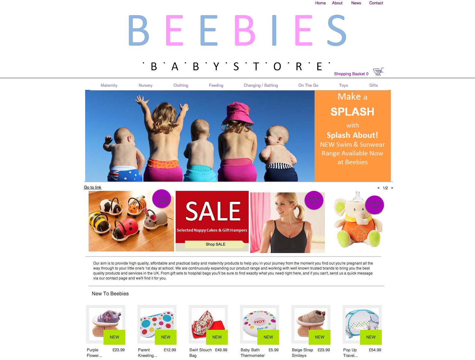 Beebies Baby Store