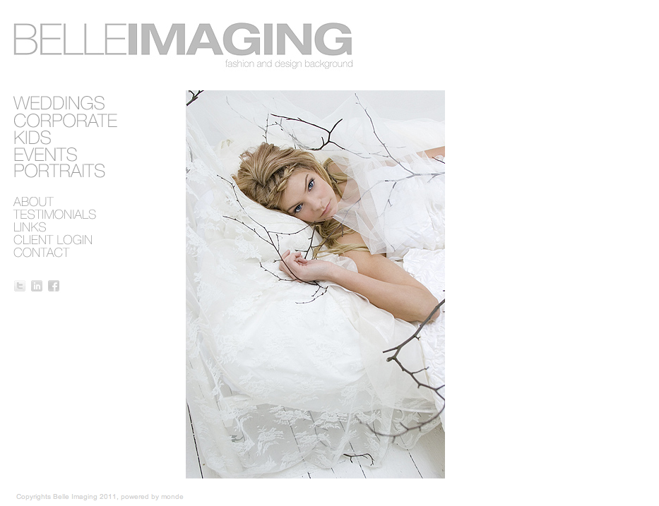 Belle-Imaging