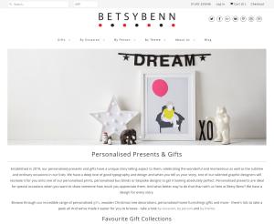 Betsy Benn