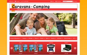 Aspinalls Caravans Camping