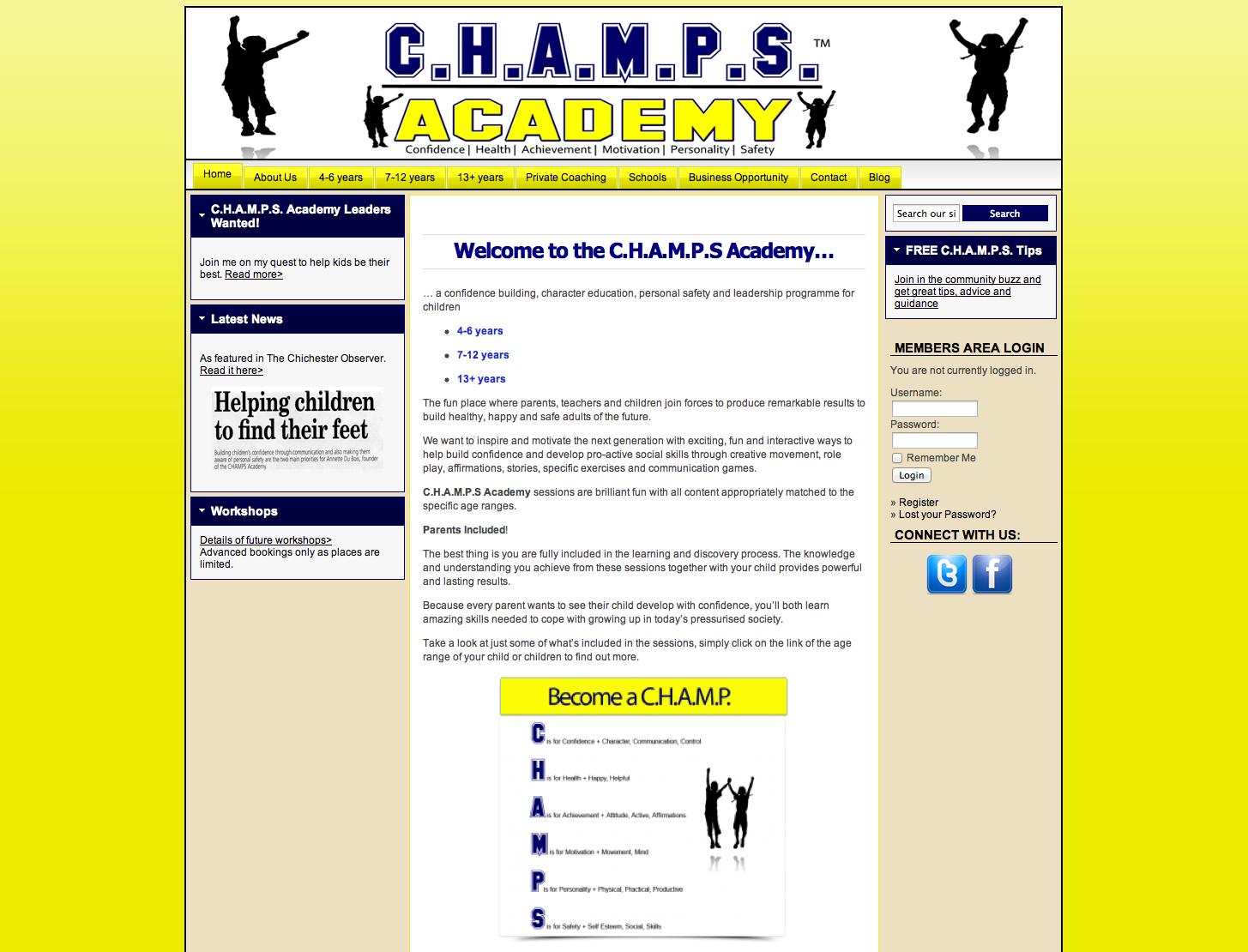 C.H.A.M.P.S Academy