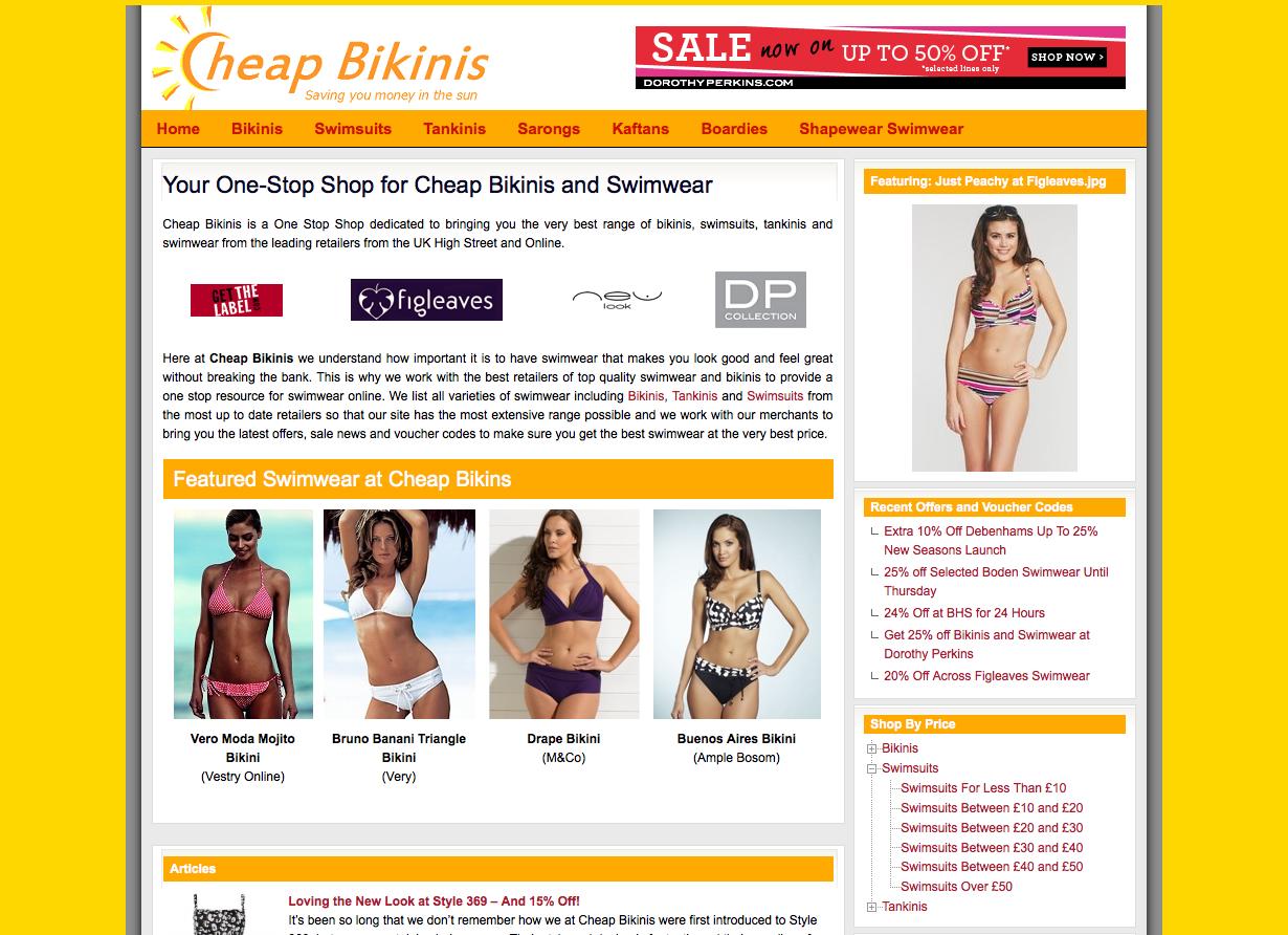 Cheap Bikinis