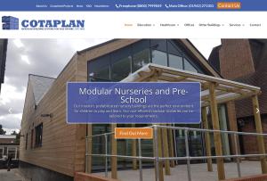 Cotaplan Prefabricated Buildings