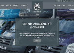 Removals Company in London