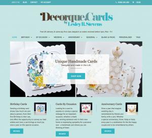 Decorque Cards