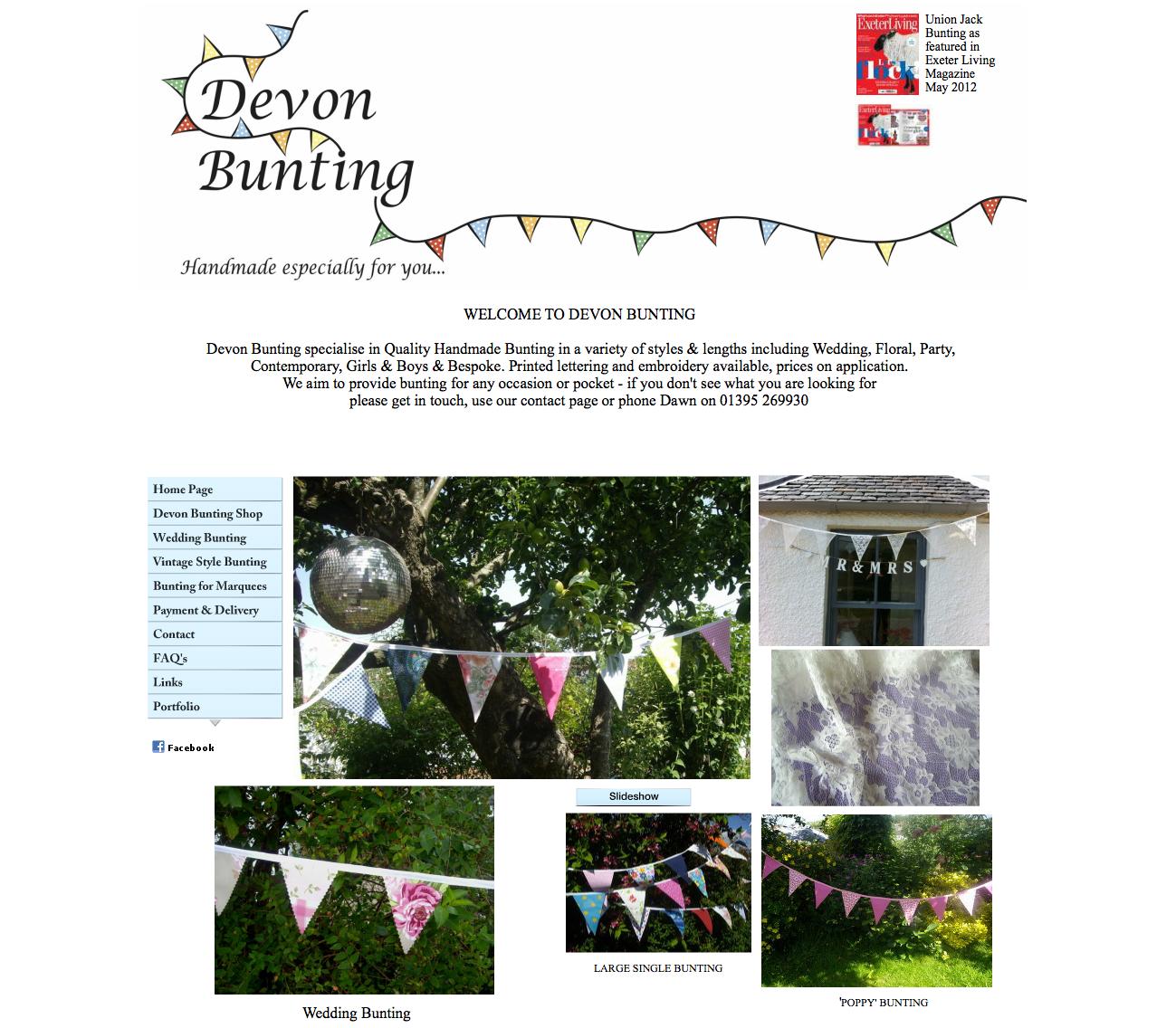 Devon Bunting