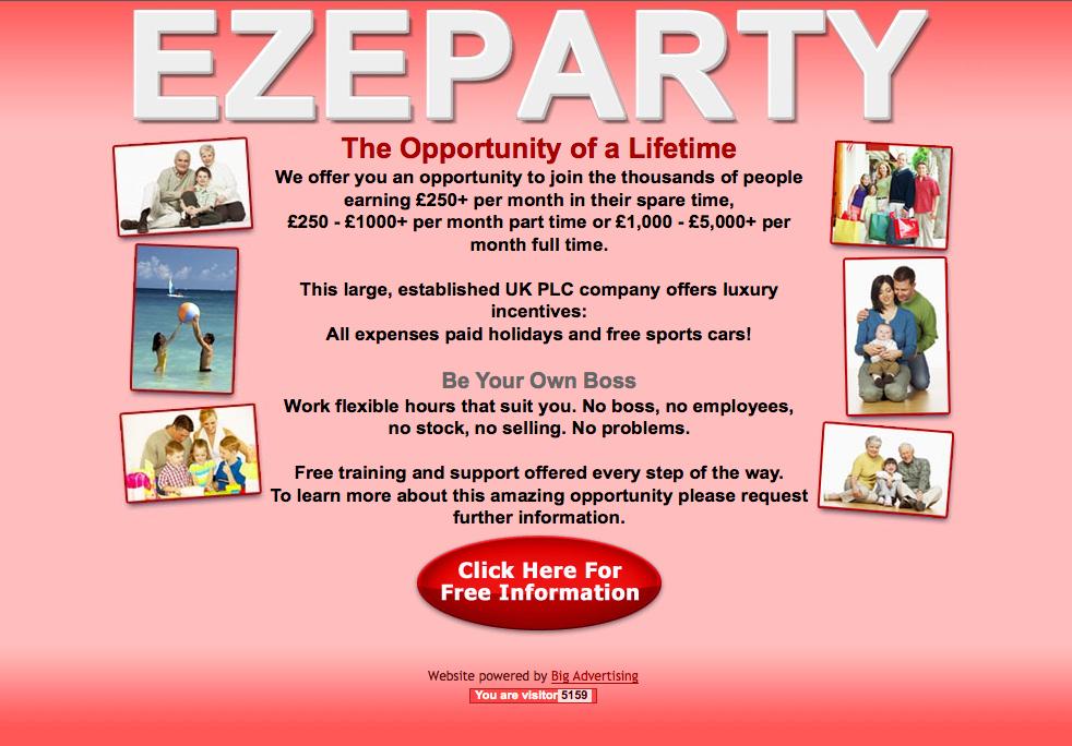 RECRUITING NOW Ezespa Consultants