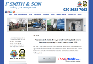 House/Office Removals & Storage Croydon & London