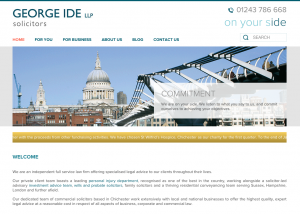 George Ide Solicitors LLP