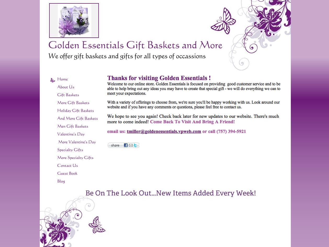 Golden Essentials