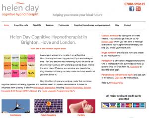 Helen Day Cognitive Hypnotherapist
