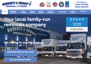 Roberts & Denny's Removals & Storage (Kent)