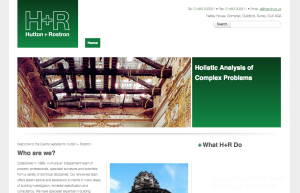 Hutton + Rostron Events
