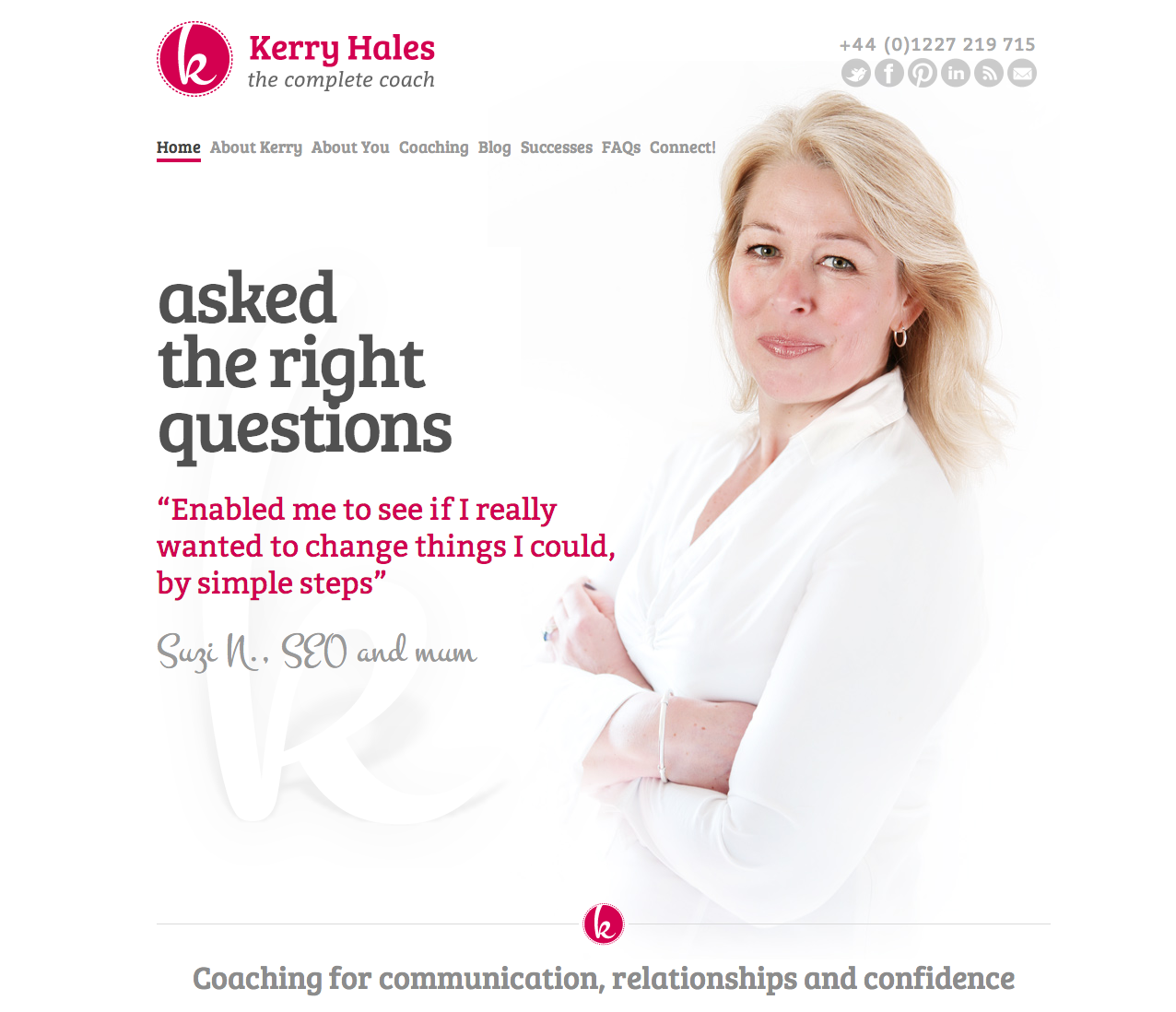 Kerry Hales - The Compete Coach
